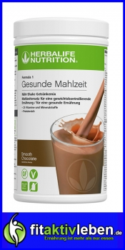 Shake Formula 1 F1 - Schokolade Smooth Chocolate  - empf. VK 47 €